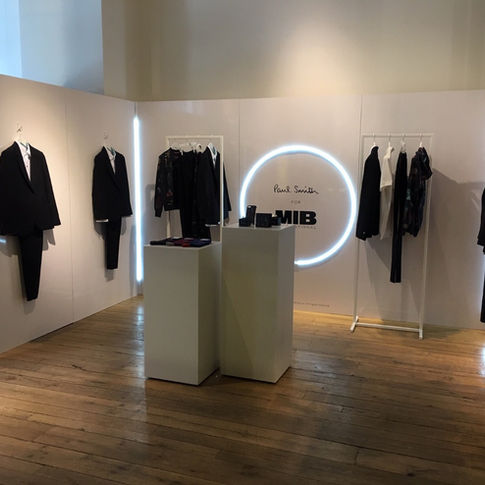 Displays and Illuminated Fixtures by Vista Visual Group