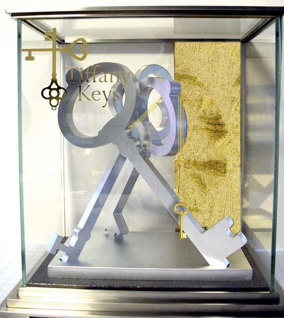 Keys Countertop Vitrine