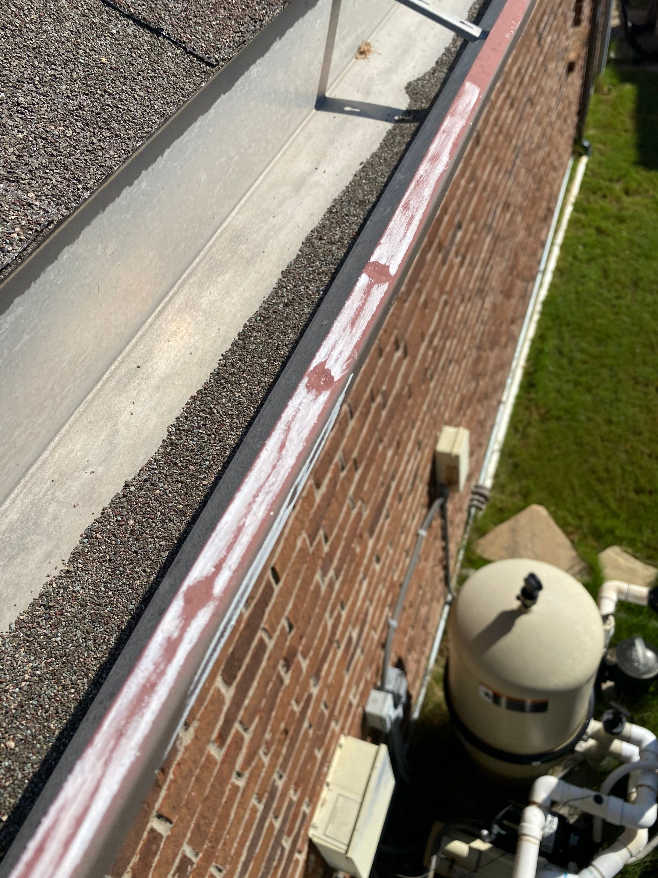 We preform a free roof inspection and notify your insurance company of any damage that we find.