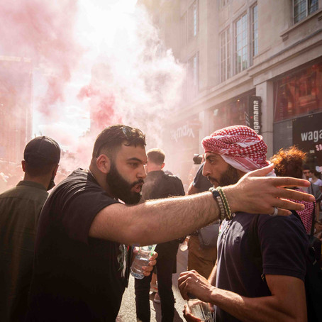 FREE PALESTINE PROTESTS