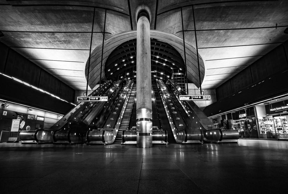 Canary Wharf Underground