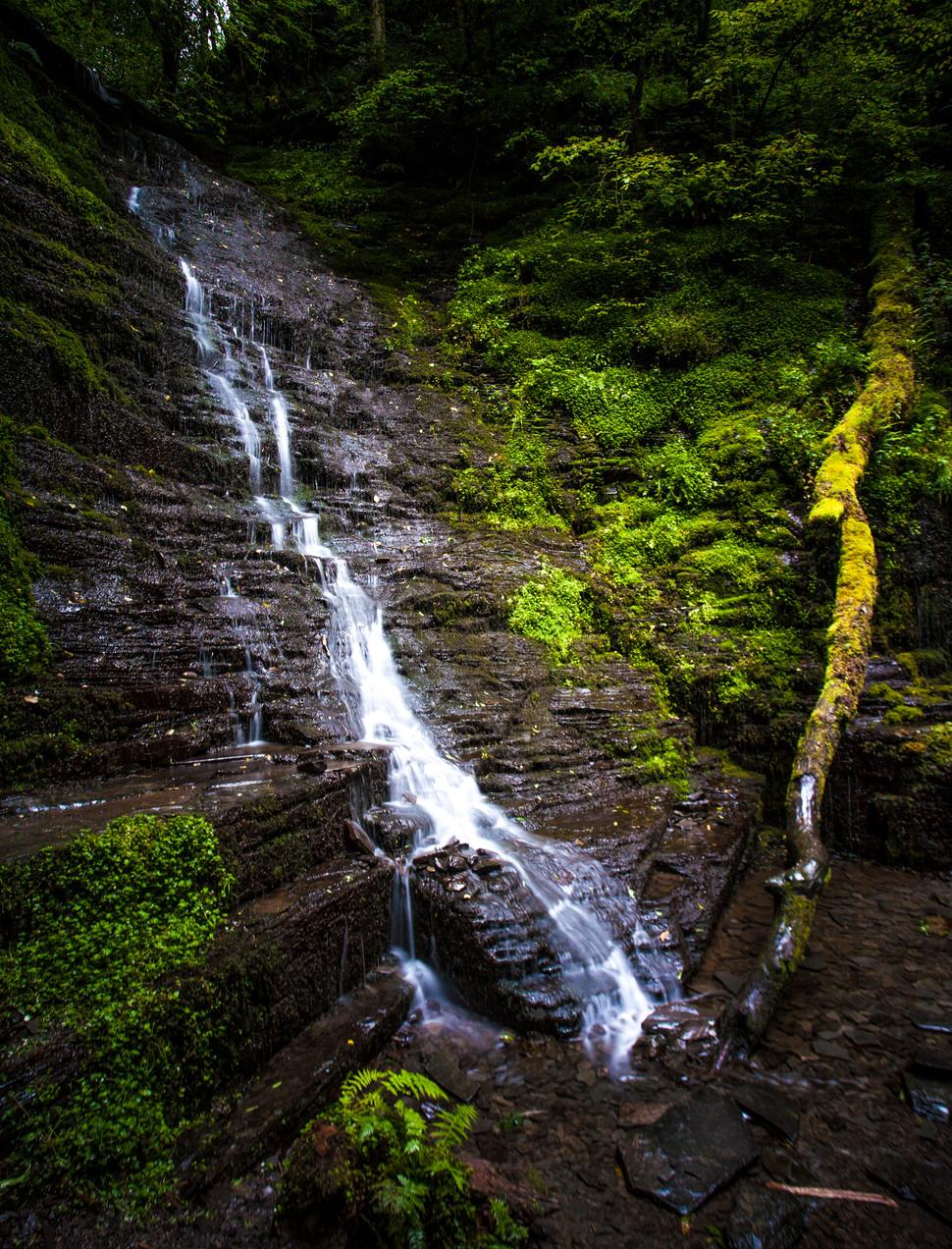 Snowdonia Waterfalls