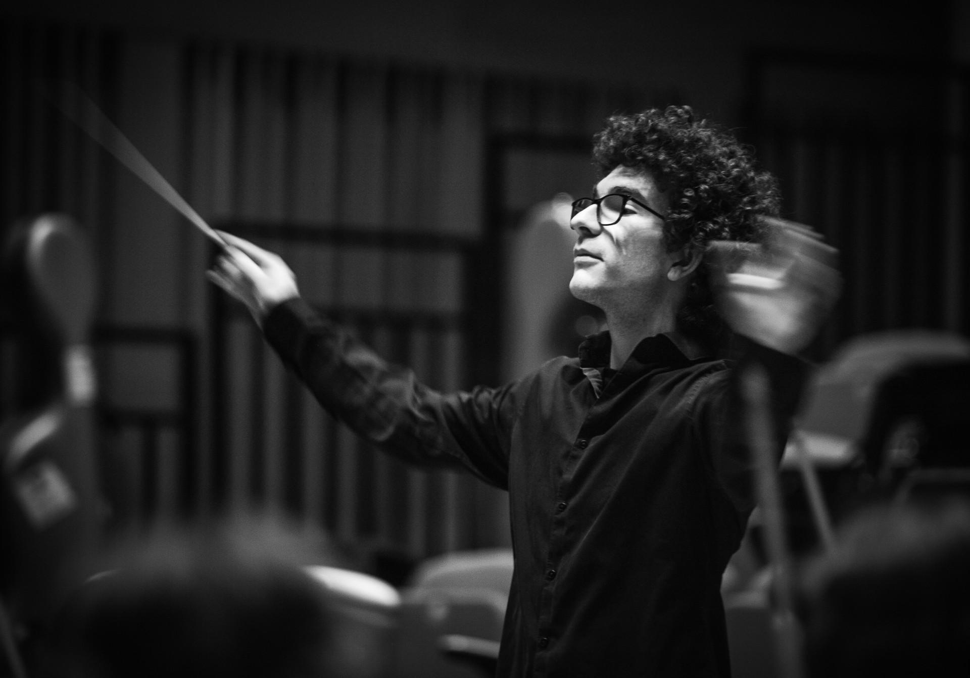 Tom Nettle Conducting