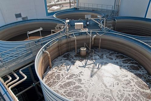 Резервуары для очистных