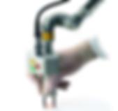 Шлифовка шрамов лазером СО2