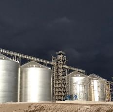 Речной зерновой терминал