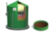 Биогазовые реакторы