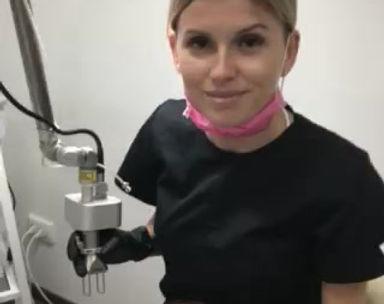 лазерное удаление шрамов и растяжек в Кременчуге