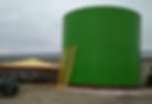 Резервуар для удобрений КАС