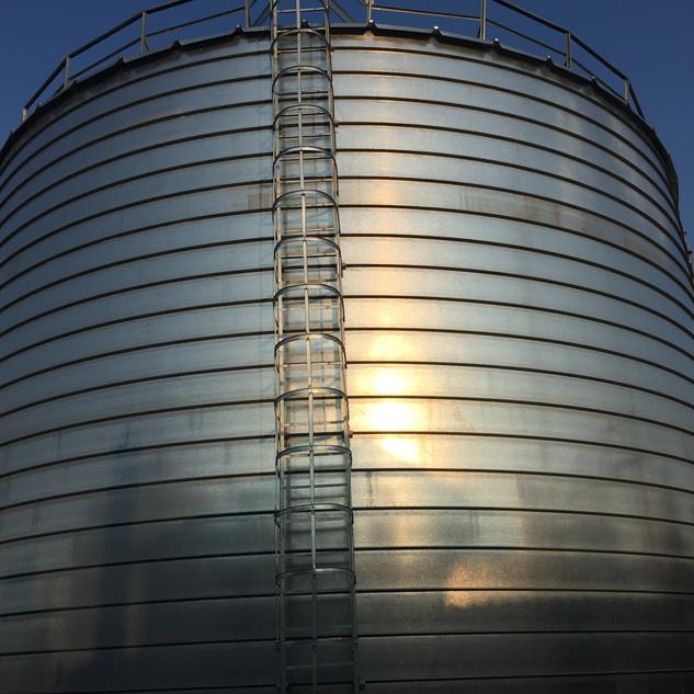 Резервур для хранения воды