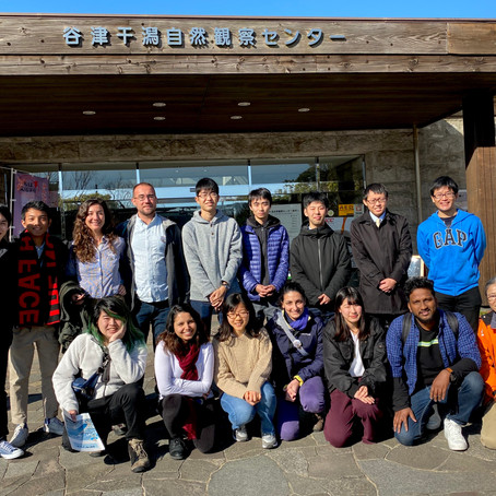 Agents of Change: YEW Convenes for the 1st Time in Japan to Move Forward for Our Wetlands