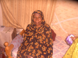 My Grandmother, my inspiration