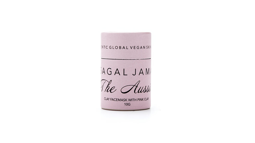 The Aussie - Clay Facemask with Qasil and Pink Clay