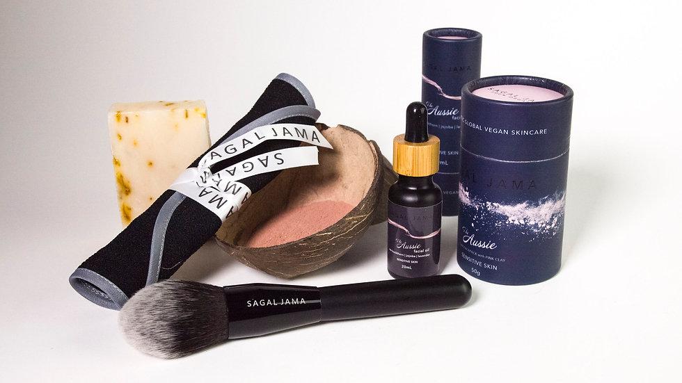 The Aussie Jumbo Pamper Kit - Sensitive Skin