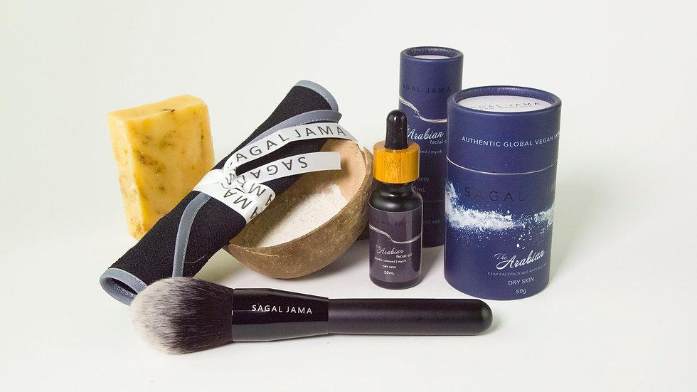The Arabian Jumbo Pamper Kit - Dry Skin