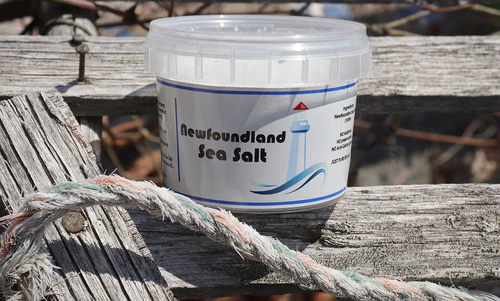 Course NL Sea Salt - 72 g