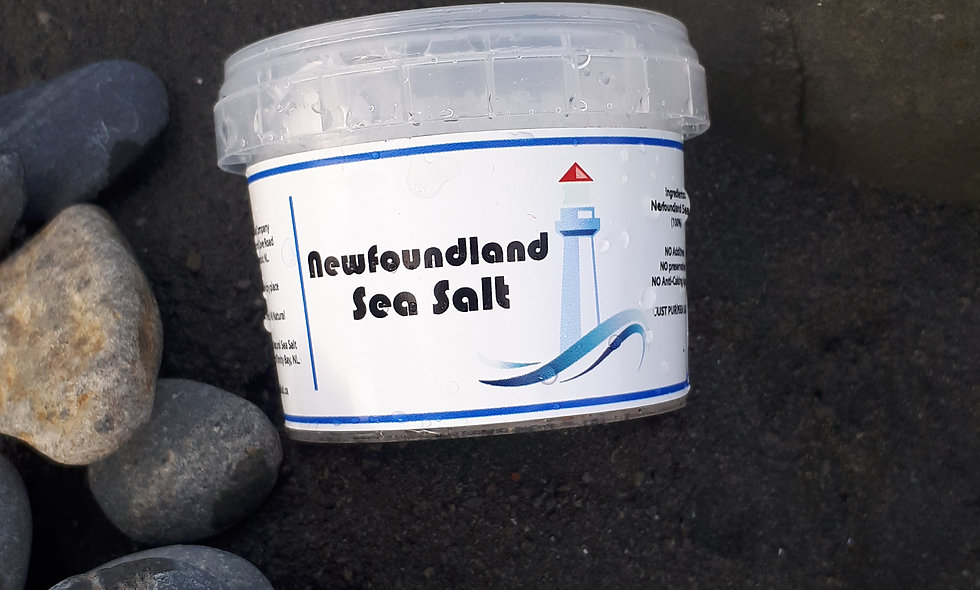 Au Naturel -NL Sea Salt