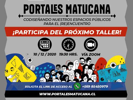 ¡Súmate al proceso de participación ciudadana de Portales Matucana!