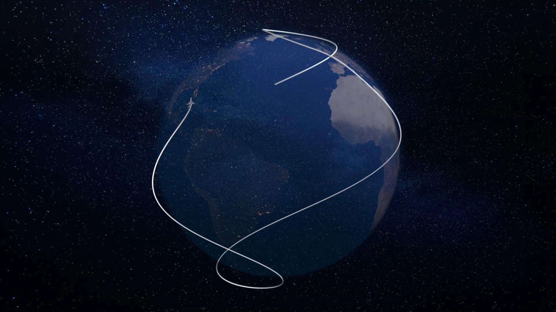 07. One More Orbit Flight Path