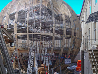 3D-360 Cinema in the making!