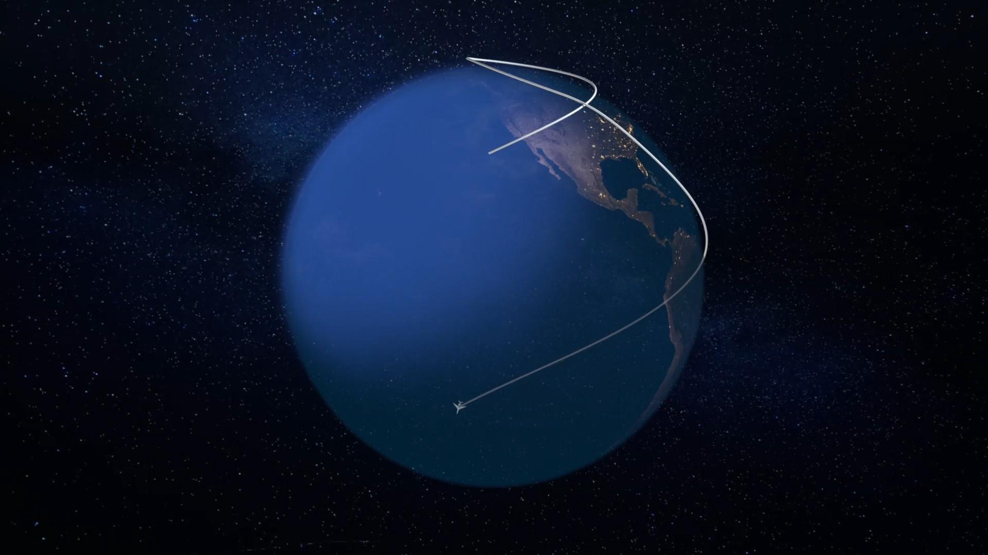 03. One More Orbit Flight Path