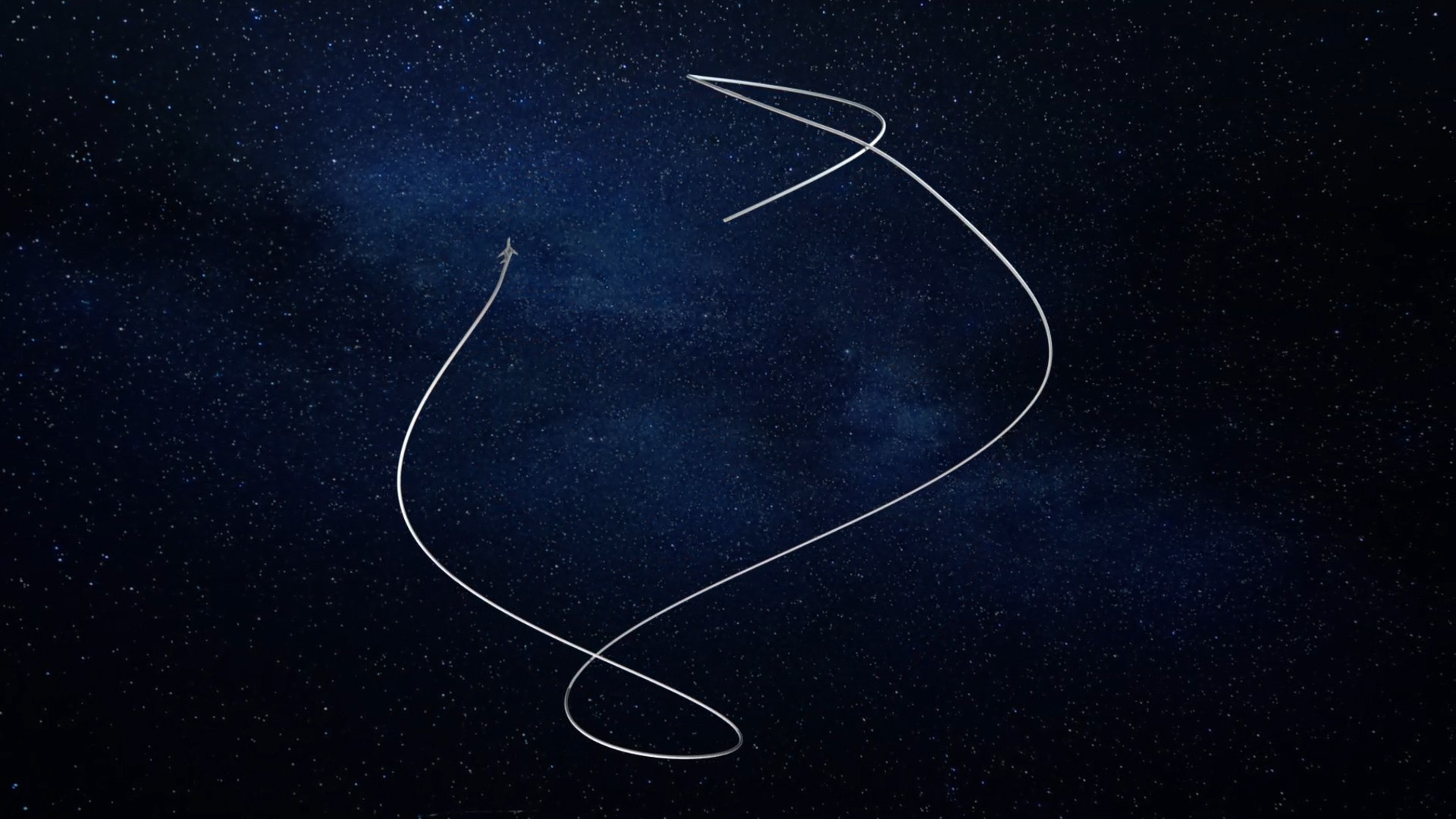 08. One More Orbit Flight Path
