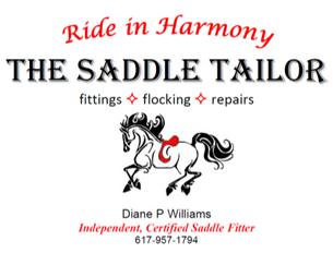 Diane Williams - The Saddle Tailor - Season 2