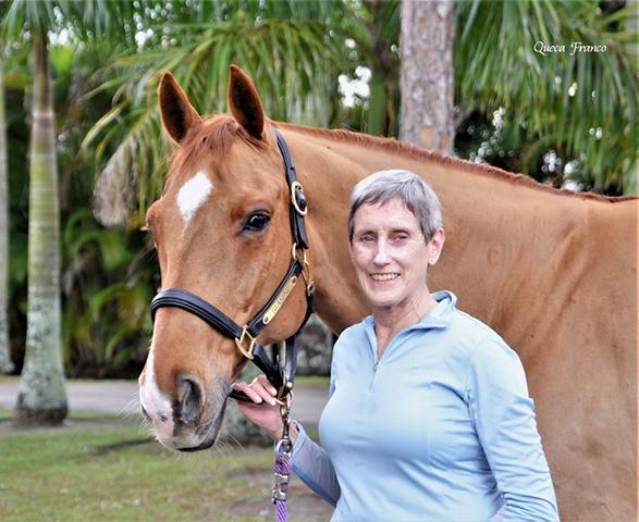 Leueen Willoughby - Horseaddict.net - Season 3