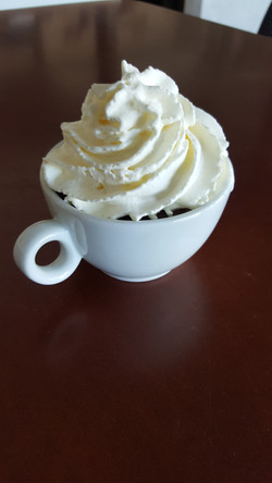 mousse capuccino