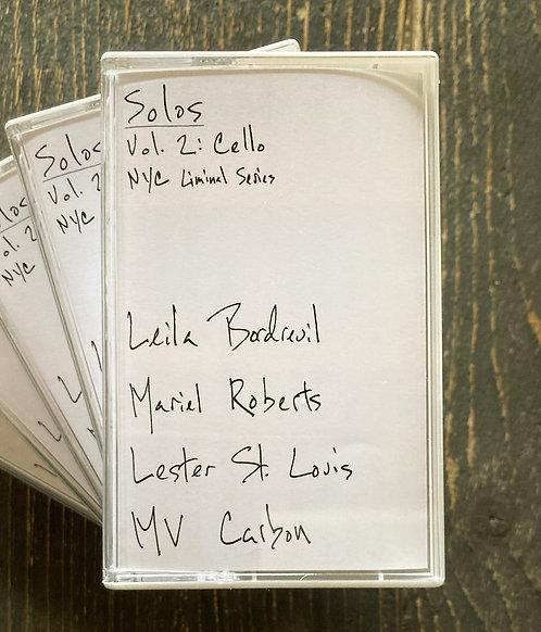 NYC LIMINAL SERIES, vol. 2: Cello