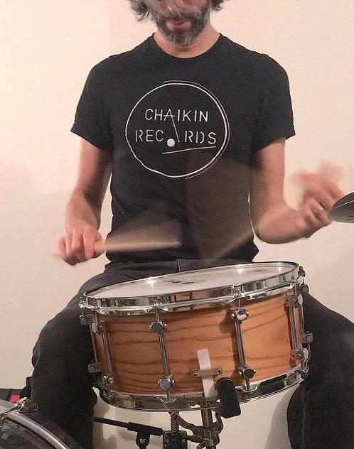 Chaikin Records t-shirt