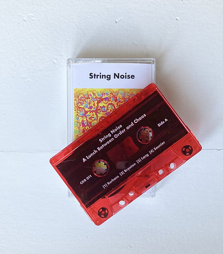 String Noise - A Lunch Between Order And Chaos