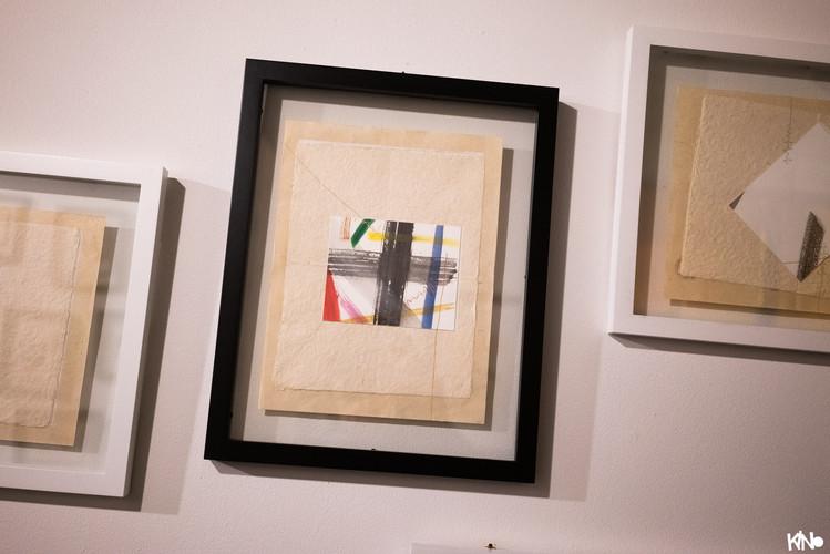 Installation View: Artwork No. 46