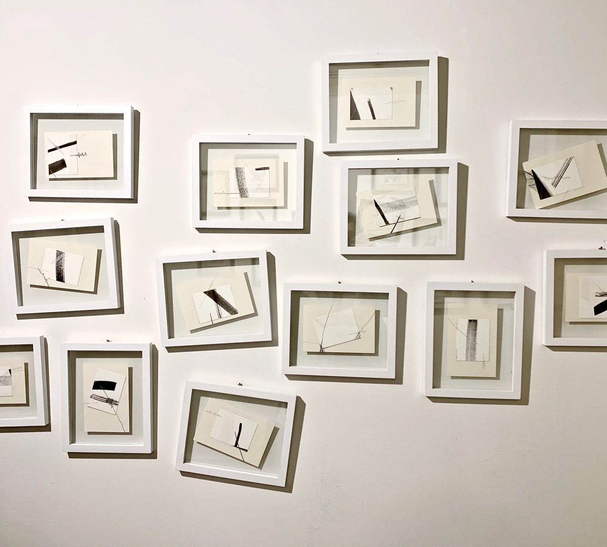 Installation View: Artwork Series No. 3