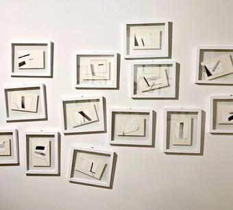 Installation View: Artwork Series No. 3