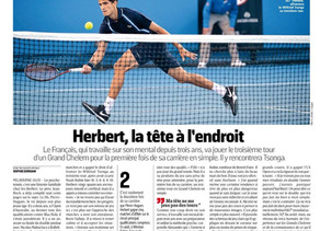 Herbert le tennis et la Technique Alexander