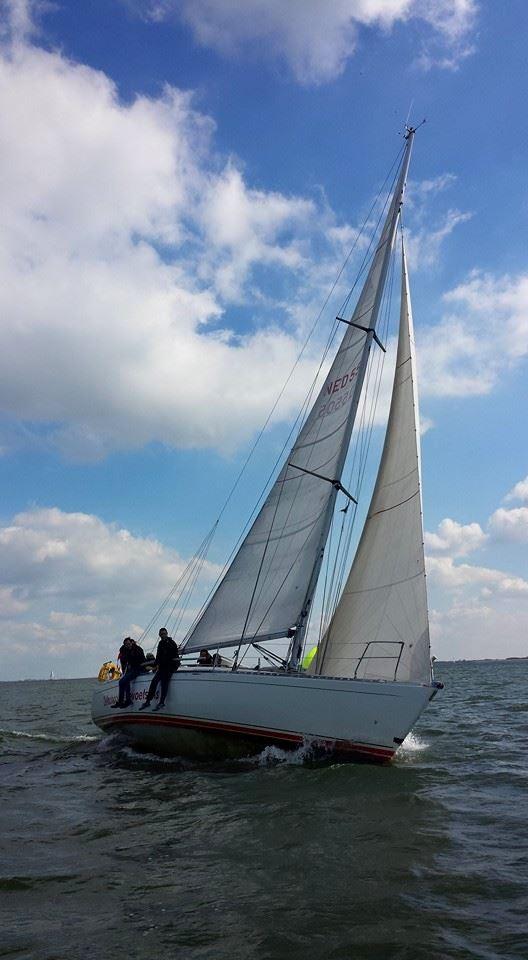 Boot huren Haringvliet