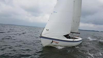 Kielboot - Stokpaert