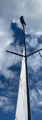 Mast inspectie
