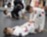 Godalming Jiu Jitsu Kids 4