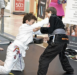 Godalming Jiu Jitsu Kids spa