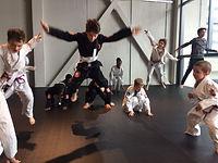 Godalming Jiu Jitsu Kids 5