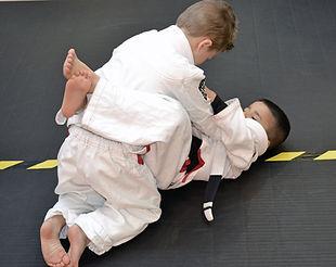 Godalming Jiu Jitsu Kids 9