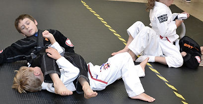 Godalming Jiu Jitsu Kids 6