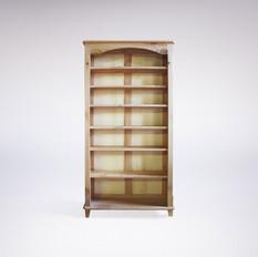 Bücherregal / Zeder