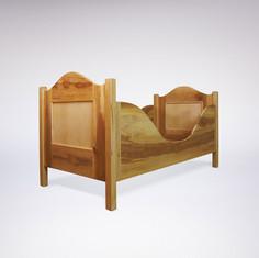 Kinderbett / Birke