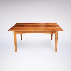 Tisch / Apfel