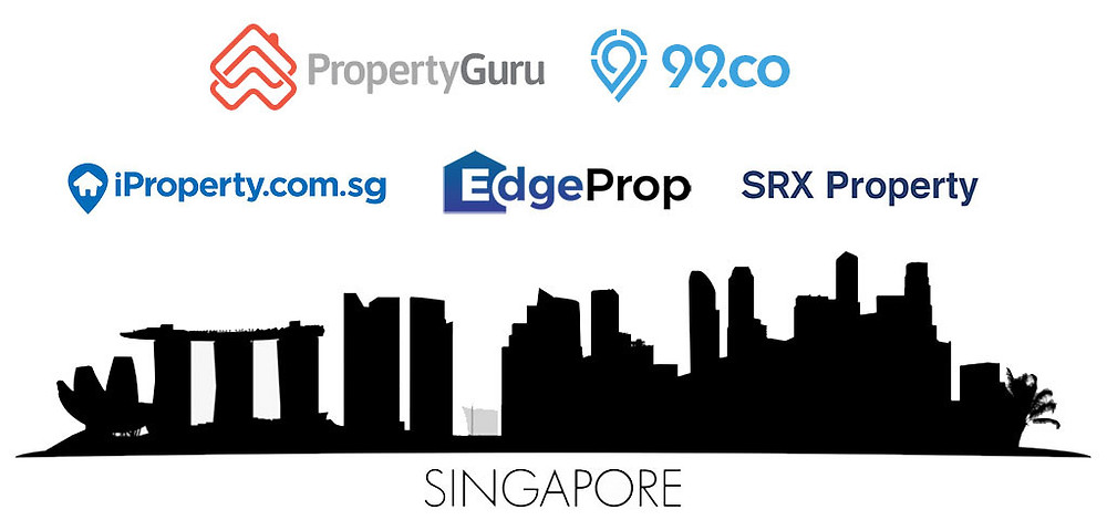 Different online platforms to list your properties in Singapore