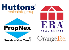 different real estate agencies in Singapore