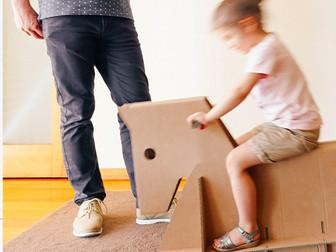 שופינג בעידן ה-NEW NORMAL:  קנית טלוויזיה, קיבלת שולחן מקרטון